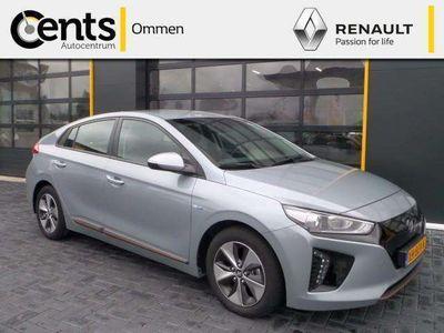 tweedehands Hyundai Ioniq ELECTRIC COMFORT EV EX. BTW