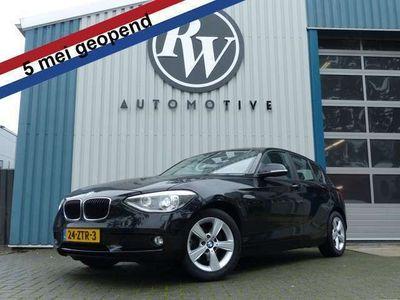 tweedehands BMW 118 1 Serie d Aut/Bi-Xenon/Navi/sportstoelen/