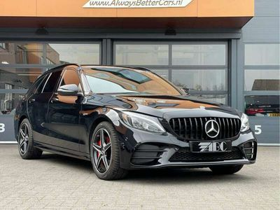 tweedehands Mercedes C43 AMG AMG Estate 4MATIC S Black Edition