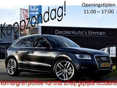"""tweedehands Audi SQ5 Q5 3.0 TDIPANODAK 20""""LMV NAVIGATIE S LINE"""