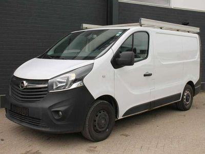tweedehands Opel Vivaro 1.6 CDTI 115PK - Airco - Navi - Cruise - € 8.400,-