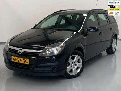 tweedehands Opel Astra Wagon 1.8 Executive / Airco / Trekhaak / Cruise Co