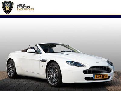 tweedehands Aston Martin V8 Vantage V8 Roadster 4.7Sportshift 1e eigenaar Leder Na