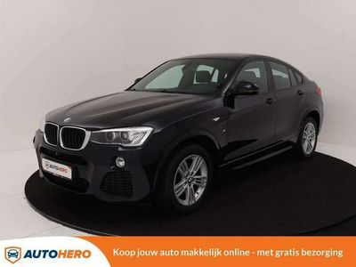 tweedehands BMW X4 xDrive20i Sport 185PK LU48364 | M Sportpakket | Na