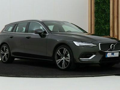 tweedehands Volvo V60 2.0 T6 Twin Engine AWD Inscription | Harman/Kardon | Standkachel | Keyless | DAB+ | Apple Carplay | 19 Inch