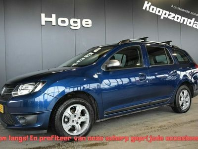 tweedehands Dacia Logan MCV 0.9 TCe 10th Anniversary Airco Trekhaak Rijkla