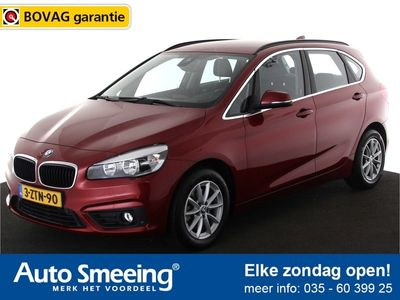 tweedehands BMW 218 2-SERIE Active Tourer i Executive Automaat | Navigatie Comfort Access | Memory Stoel | Driving Assistant Plus | Zondag Open!