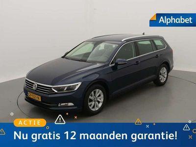 tweedehands VW Passat 1.6 TDI 120pk Business Edition Garantie bij alle dealers.