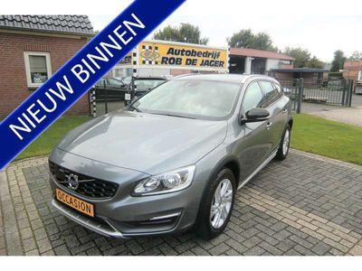 tweedehands Volvo V60 CC 2.0 D3 150 PK Momentum Business Trekhaak Voorruitv