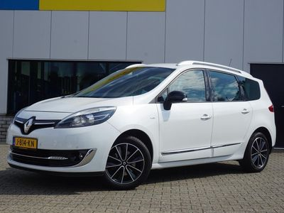 tweedehands Renault Grand Scénic 1.2 TCe 130PK BOSE 7-PERSOONS NAV PDC