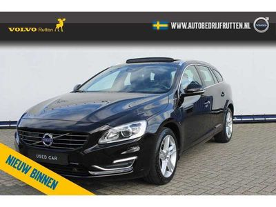 tweedehands Volvo V60 D6 AWD Automaat Plug-In Hybrid Summum