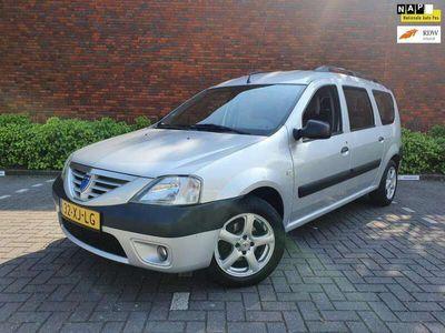 tweedehands Dacia Logan MCV 1.5 dCi Lauréate 7p. | 7-PERSOONS