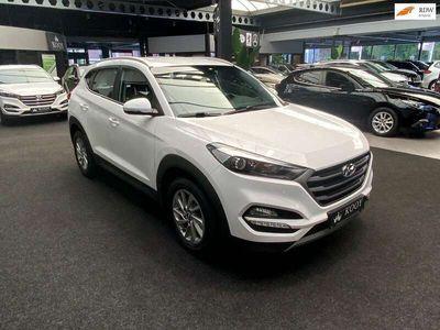 tweedehands Hyundai Tucson 1.6 T-GDi Premium 4WD AUTOMAAT 6 tot 12 maanden ga