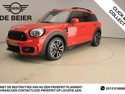 tweedehands Mini Cooper Countryman 2.0 S Hammersmith Automaat / Blackpack / Panorama