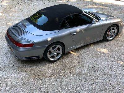 tweedehands Porsche 996 4S Cabrio - handgeschakeld - full option