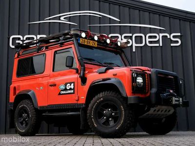tweedehands Land Rover Defender 2.5 Td5 SW 90 | G4 edition |