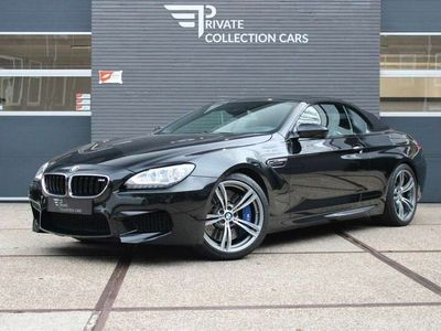 tweedehands BMW M6 Cabriolet Bang&Olufsen / M Drivers-pack