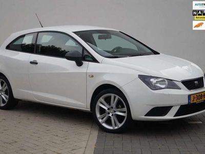 tweedehands Seat Ibiza SC 1.2 SPORT / AIRCO / LM Velgen / Garantie / STOE