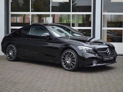 tweedehands Mercedes 300 C-Klasse CoupéAMG 258PK Night pakket * Panorama * Distronic