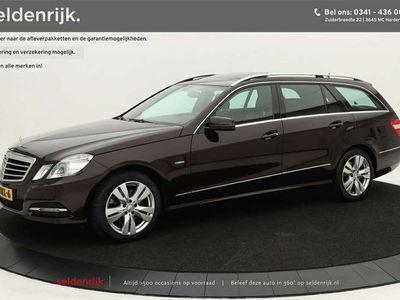 tweedehands Mercedes E250 Estate CDI Avantgarde | Bi-Xenon | Panoramadak | N