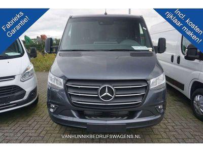 tweedehands Mercedes Sprinter 516 CDI Chassis 3.5T AUT €530 / Maand Airco, Navi,