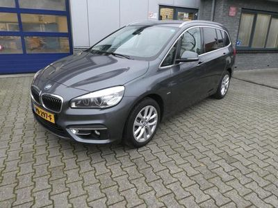 tweedehands BMW 218 2 Serie Gran Tourer d High Executive SUPER MOOIE