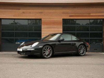 tweedehands Porsche 911 Carrera S 3.8 355PK