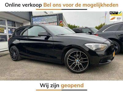 tweedehands BMW 114 1-SERIE i Edition 18''/ECC/PCD/KEY-LESS