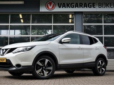 tweedehands Nissan Qashqai 1.2 Connect Edition