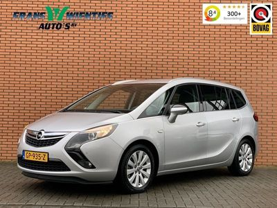 tweedehands Opel Zafira Tourer 1.4 Design Edition 7p. | Cruise control | Parkeersensoren | Bluetooth | 7 persoons | LED | Airconditioning |