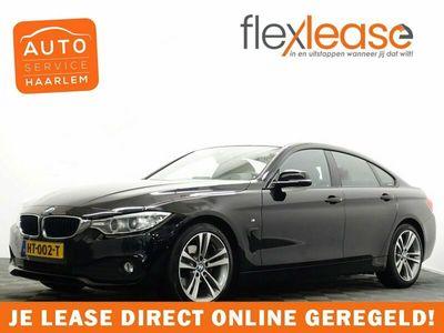 tweedehands BMW 420 4-SERIE Gran Coupé D High Exe M-Sport 191pk Aut8 - Leer, Camera, Xenon, Slechts 63dkm !