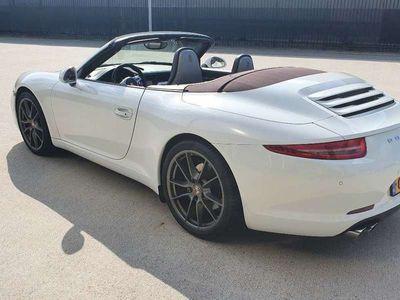tweedehands Porsche 911 Carrera Cabriolet 911 3.4 991 pdk