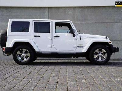 tweedehands Jeep Wrangler Unlimited 2.8 CRD Sahara