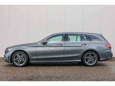 tweedehands Mercedes C300 C-Klasse EstateAutomaat AMG Line | Camera | Keyless |..
