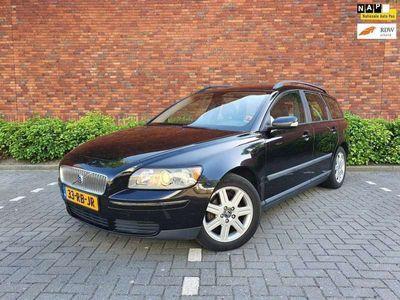 tweedehands Volvo V50 1.6D Momentum  DEALERONDERHOUDEN!!
