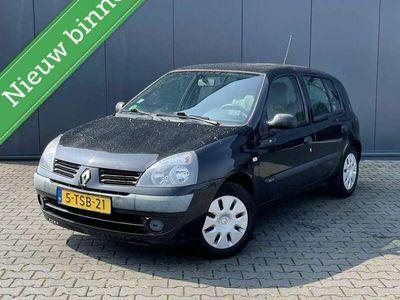 tweedehands Renault Clio 1.2 Nieuwe APK/Garantie/Airco/NAP/Rijdt TOP!