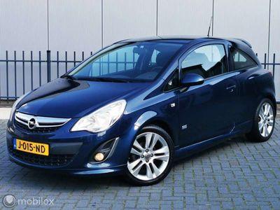 tweedehands Opel Corsa 1.2-16V Cosmo OPC Cruise, Navi, PDC met NAP
