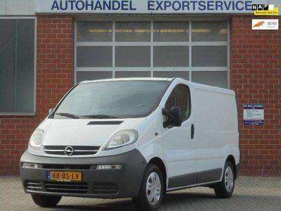 tweedehands Opel Vivaro 1.9 CDTI L1 H1 ,APK 12-11-2022, Trekhaak, Euro4