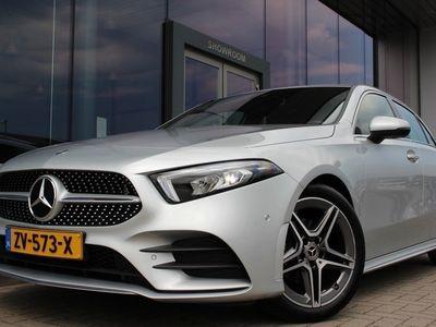 tweedehands Mercedes A180 AMG Sportpakket | Aut7 | Widescreen | Camera