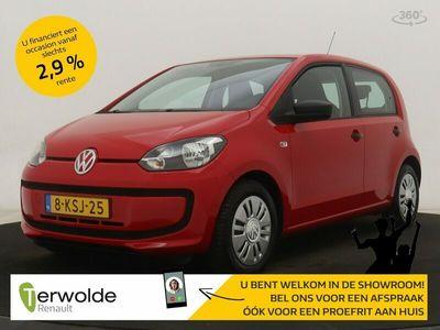 tweedehands VW up! up! 1.0 takeBlueMotion Proefrit aan huis mogelijk!