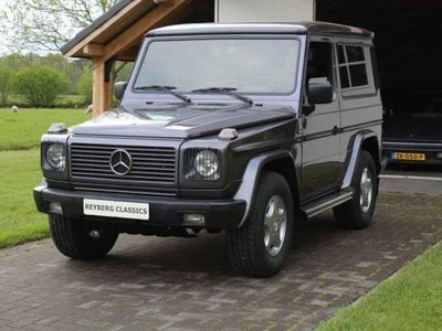 tweedehands Mercedes 320 G -serieshort