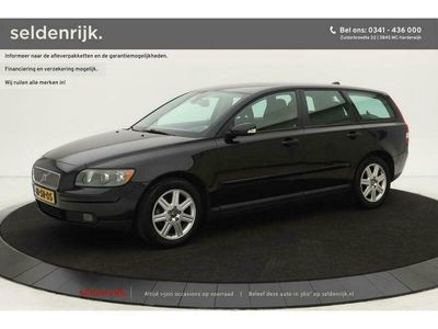 tweedehands Volvo V50 1.6D Edition II   Climate control   Cruise control