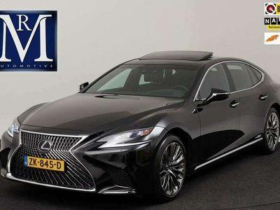 tweedehands Lexus LS500 AWD EXECUTIVE LINE | 2e PINKSTERDAG GEOPEND! | HEA