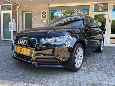 tweedehands Audi A1 Sportback 1.4 TFSI Connect S TRONIC AUTOMAAT