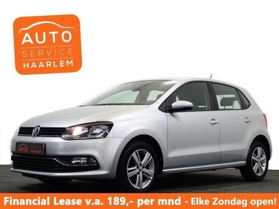 tweedehands VW Polo 1.2 TSI Comfort Executive Navi, Airco, LMV, 46 d