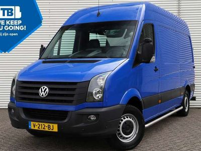 tweedehands VW Crafter 35 2.0 TDI L2H2 Airco Bluetooth PDC Cruise Sidebar