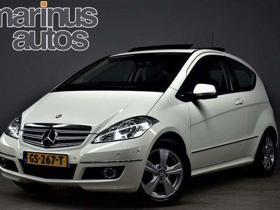 tweedehands Mercedes A180 116pk Avantgarde Automaat Panoramadak/Lmw/Pdc/Crui