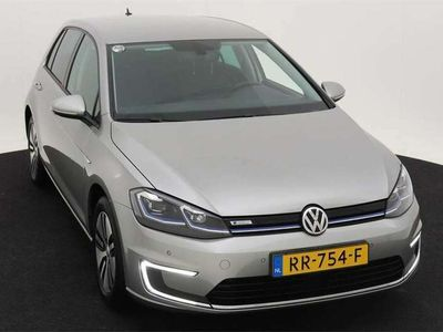 tweedehands VW Golf e-Golf (EXCL BTW) e-Golf AUT. *LED+NAVI+CAMERA+ECC