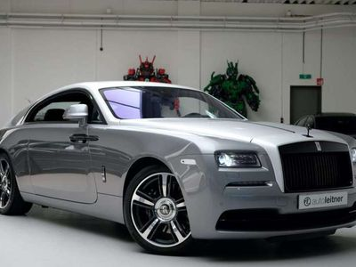 tweedehands Rolls Royce Wraith origineel 16.000 km