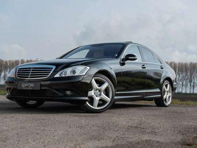 tweedehands Mercedes S500 LPG 416 pk Designo Edition